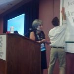 Check out Joette at the Weston A. Price Regional Conference in Buffalo