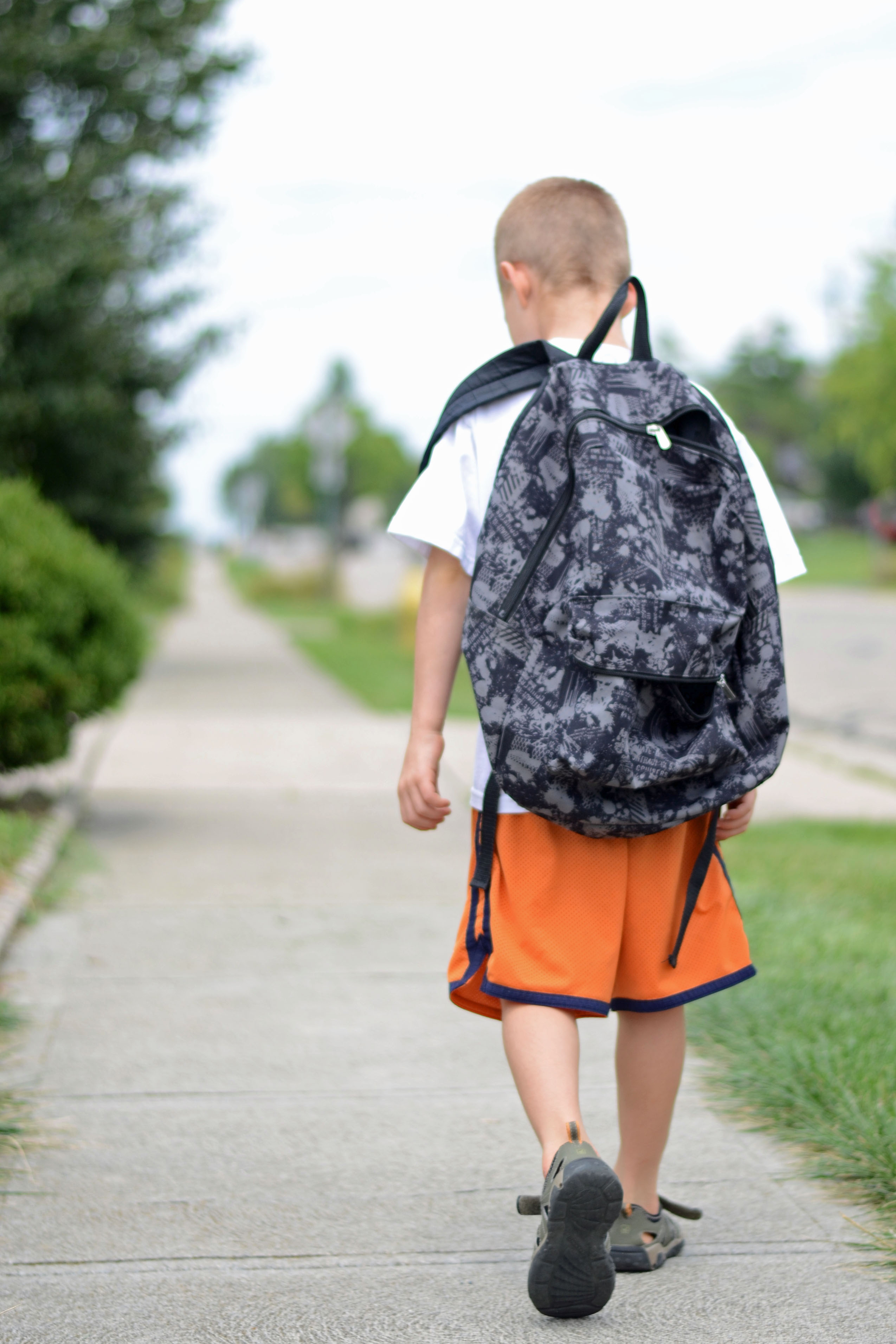Back to school panic attach? Not in your childs health strategy!