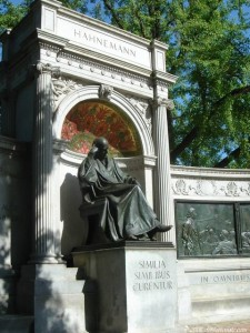 Monument to Dr. Samuel Hahnemann Washington, D.C.