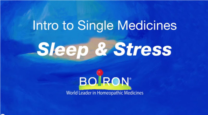 Bioron Video Sleep and Stess