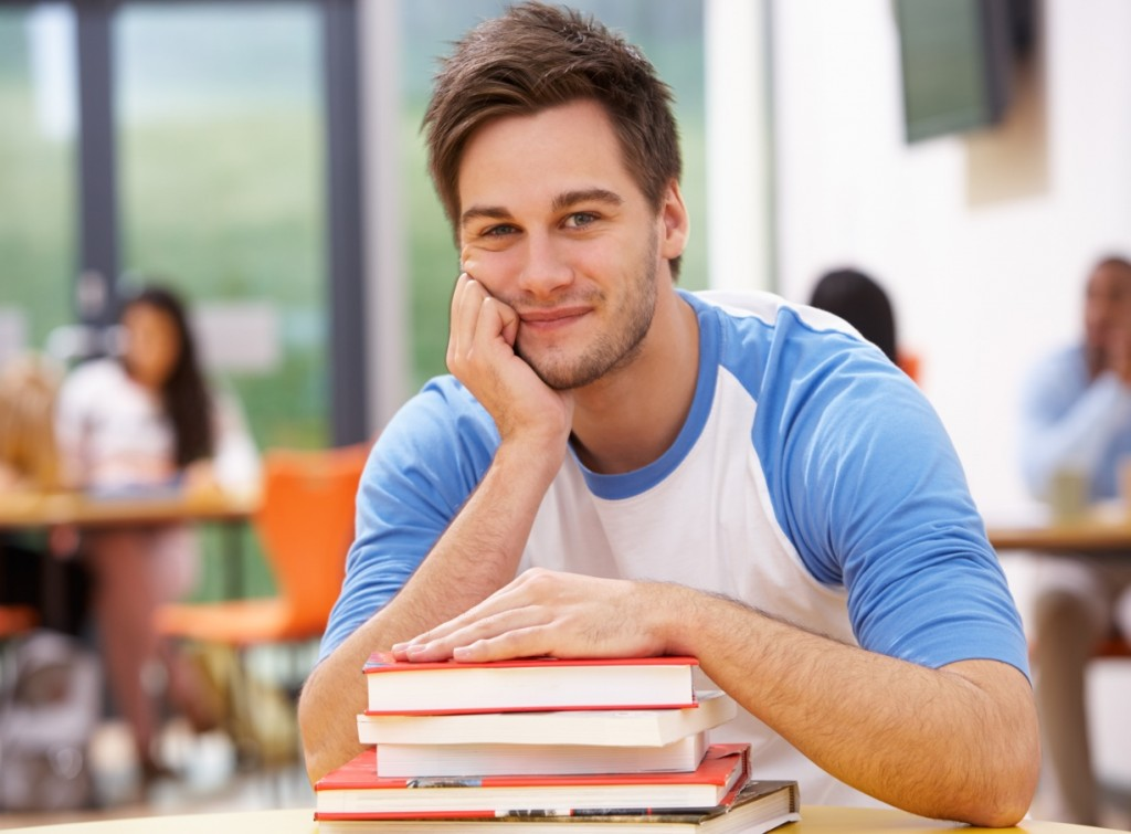 Your child now at college want to help