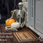 It's Halloween! Let's Talk About Bones