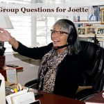 Podcast 38 – Study Group Questions for Joette