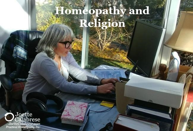 Religion and Homeopathy