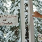 Cell Salt Series: Open a Window or Consider <em>Kali sulph</em>