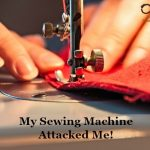 Podcast 65 – My Sewing Machine Attacked Me