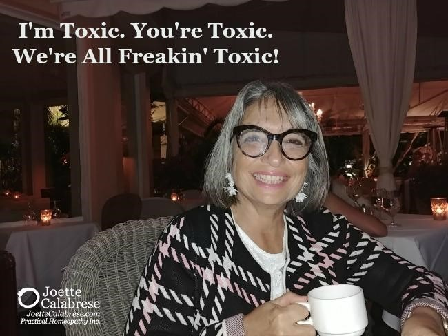 "Rethinking Detox with Practical Homeopathy®: How to Stop Stressing About Toxins and Fearlessly Achieve Health the Simple Way."" The course by - Joette Calabrese"