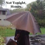 Not Tonight, Honey